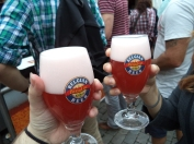 Beer at the Belgian Beer Festival