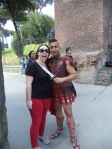 With the Gladiator